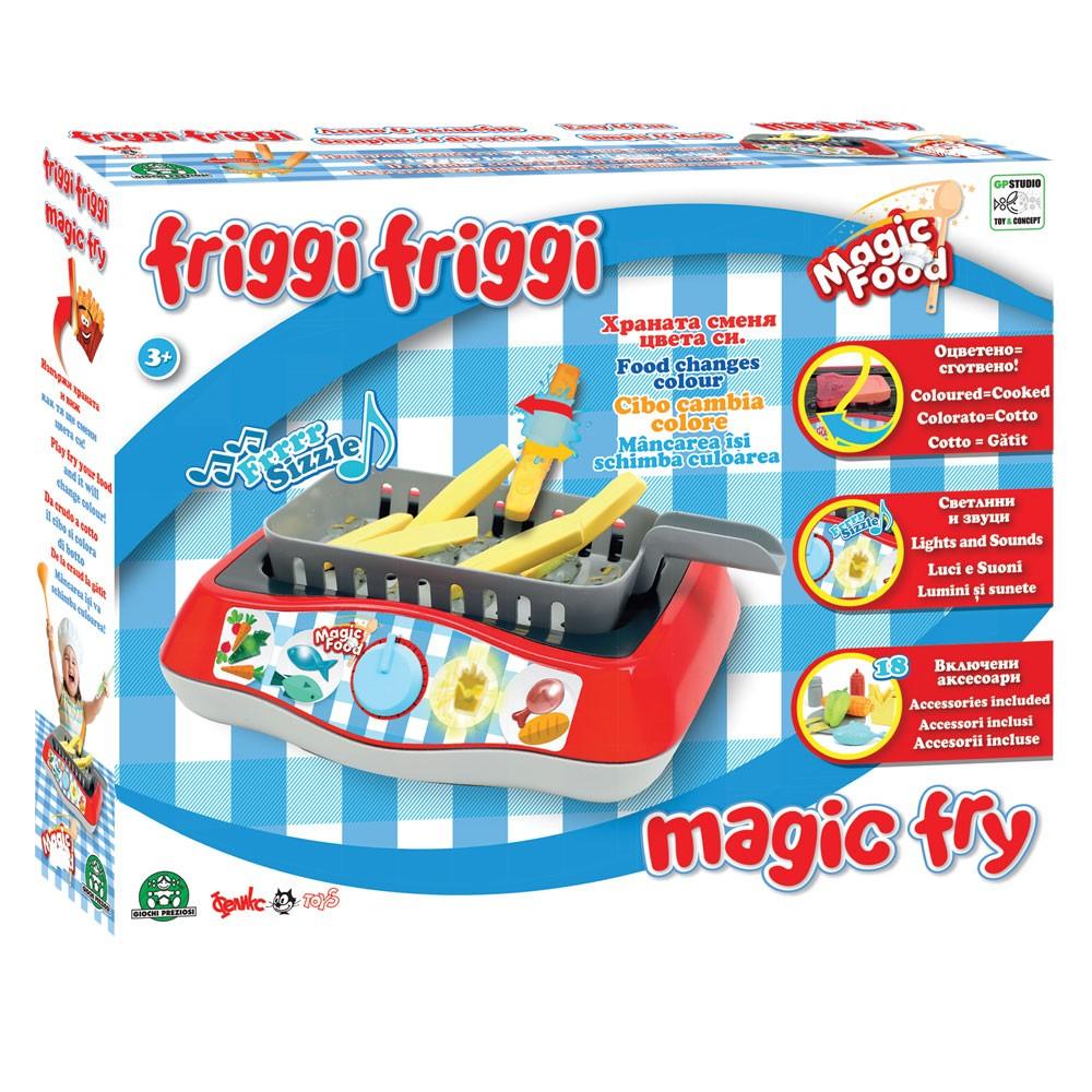GP Игра магически фритюрник FRIGGI FRIGGI MA000000