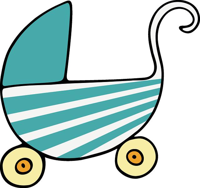Как да изберем бебешка количка