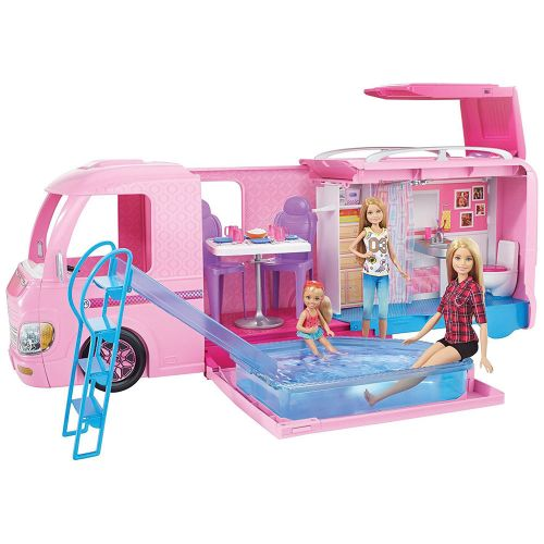 Barbie Кемпер FBR34