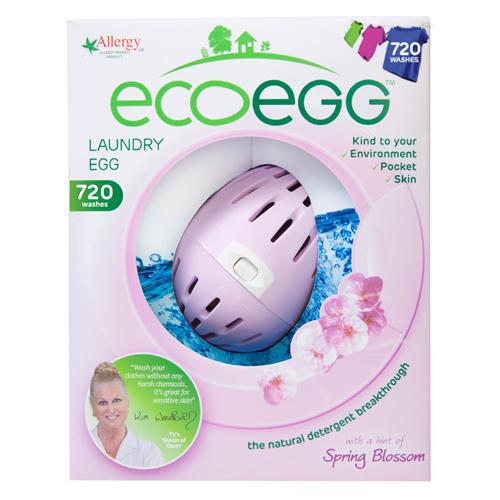 EcoEgg Яйце за пране. Екологичен заместител на праха за пране