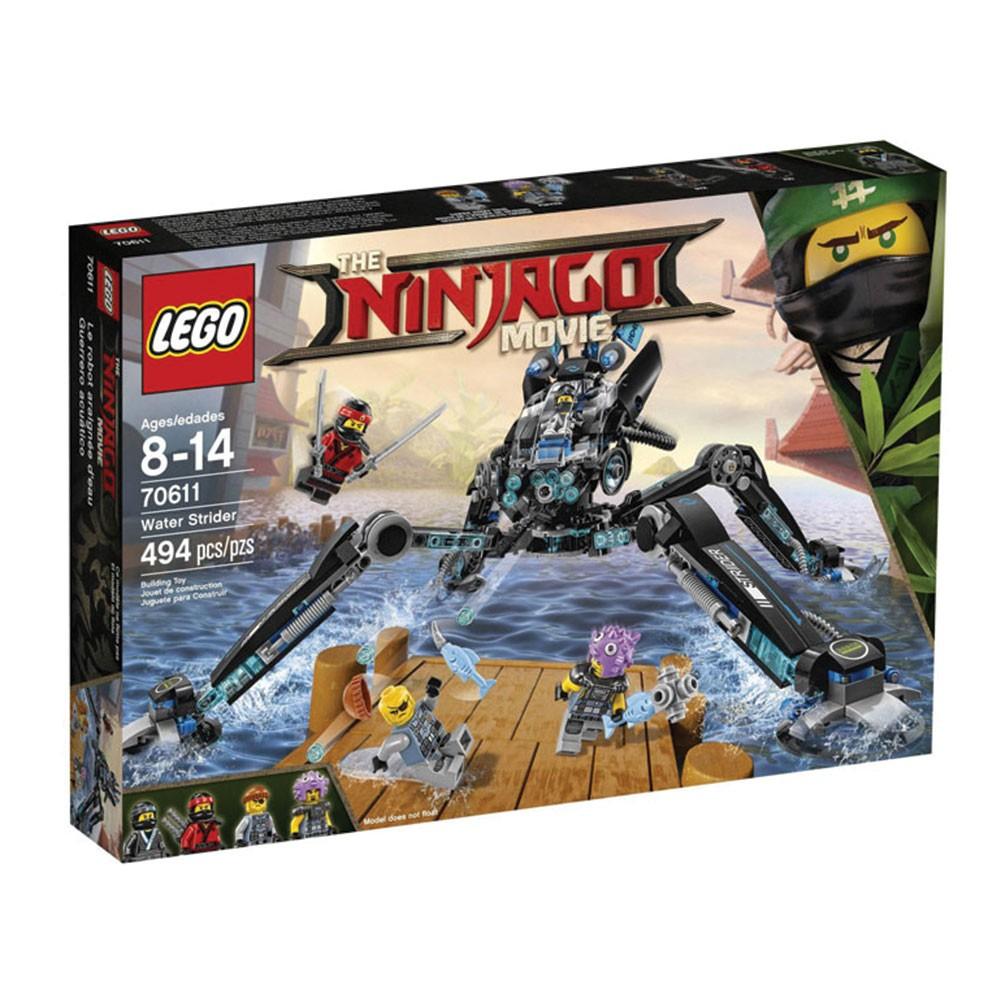 Lego Ninjago Movie Водомерка 70611