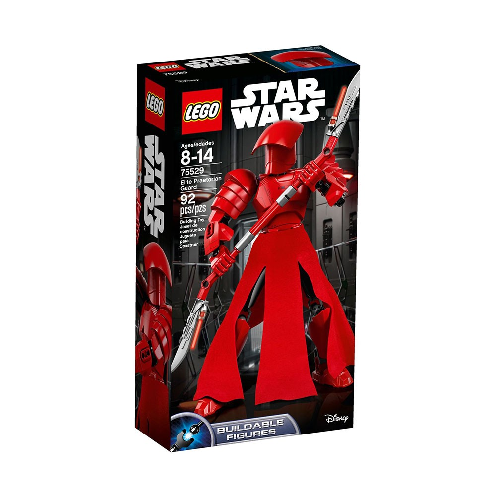 Lego Star Wars Елитен преториански страж 75529