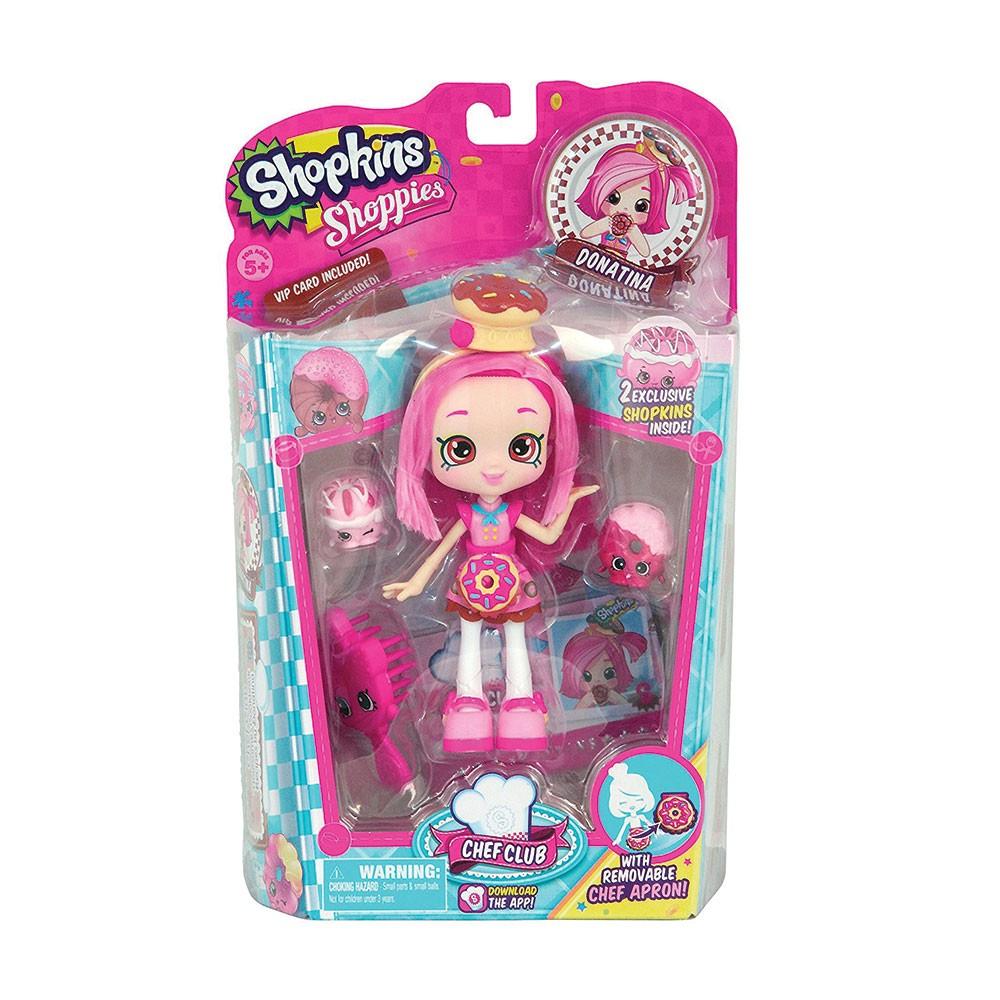 Shopkins Shoppies Кукла Chef Club 56188