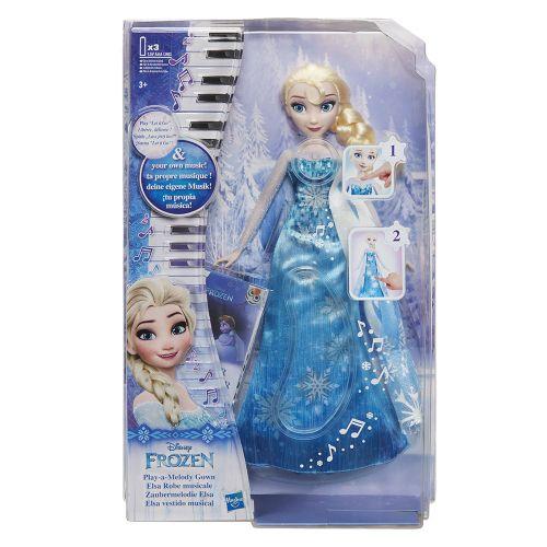 Disney Frozen Пееща кукла ЕЛЗА C0455