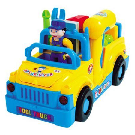 Играчка камион M-Toys, Пееща, Светеща