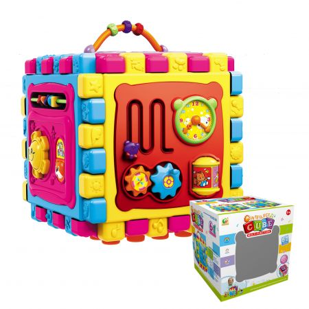 Кубче M-Toys за бебета
