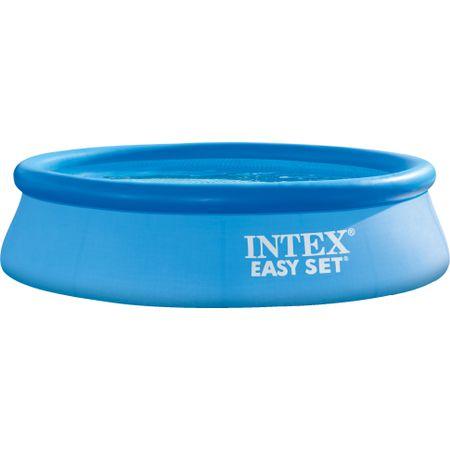 Надуваем басейн Intex Easy Set®, 305 x 76 cm