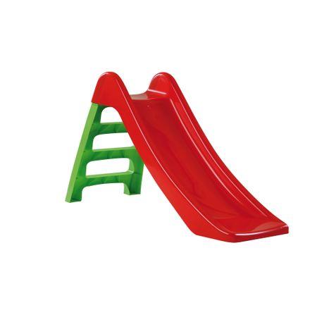 Пързалка Dohany, Малка, Червена