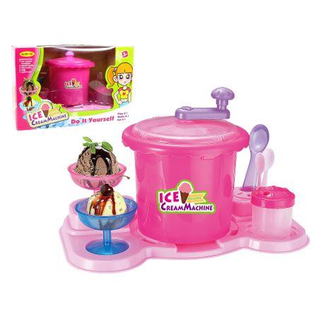 Детски комплект M-Toys, Фабрика за сладолед