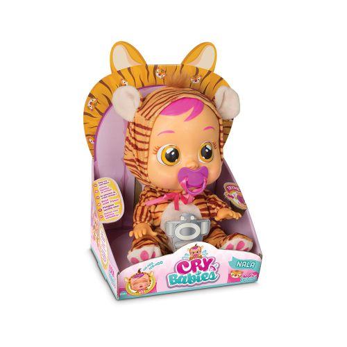 IMC Плачеща кукла CRYBABIES W2 96394