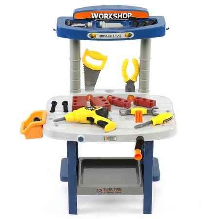 Работна маса за деца M-Toys, Сглобяема