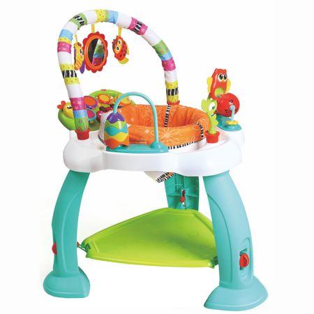 Активен център Mappy за бебета, Арка, Светлини и звуци