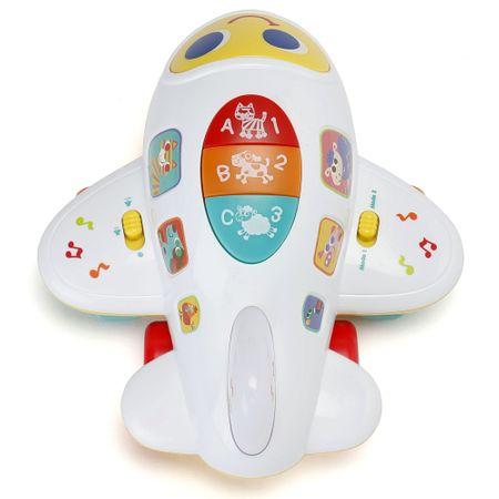 Интерактивна играчка M-Toys, Самолет със звуци и светлини