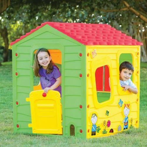 STARPLAST Градинска къща 90560