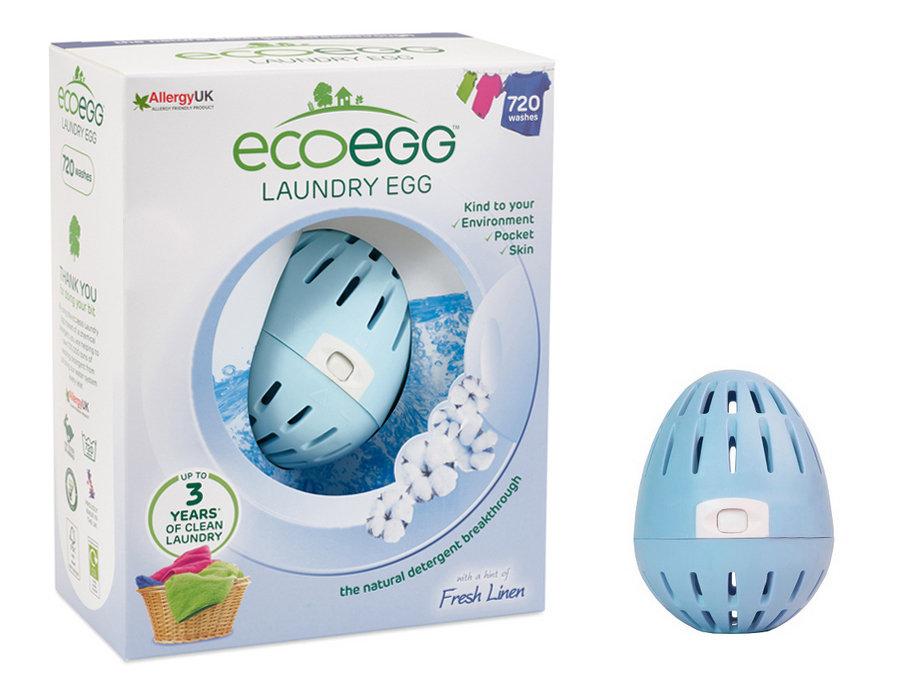 EcoEgg Яйце за ПРАНЕ за 720 пранета