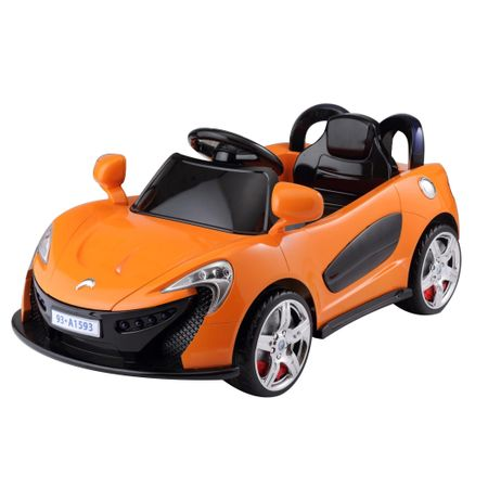 Електрическа количка Mappy, Дистанционно, Aero Orange