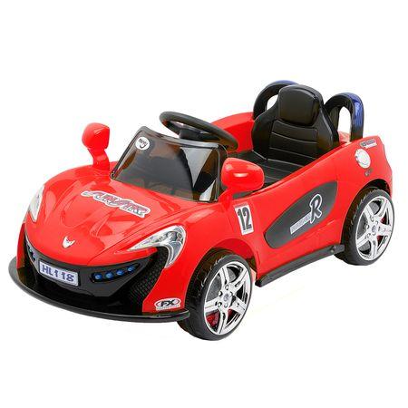 Електрическа количка Mappy, Дистанционно, Aero Red