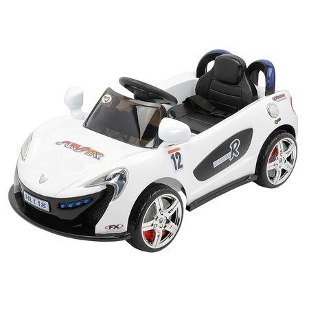 Електрическа количка Mappy, Дистанционно, Aero White