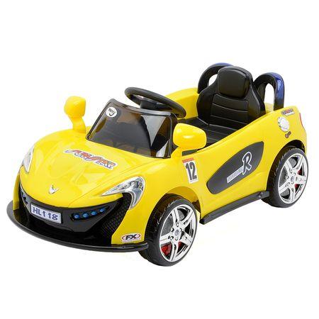 Електрическа количка Mappy, Дистанционно, Aero Yellow