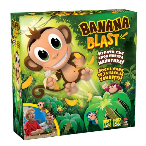 GOLIATH Играта BANANA BLAST 30995