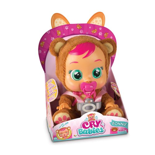 IMC Плачеща кукла CRYBABIES BONNIE 96097