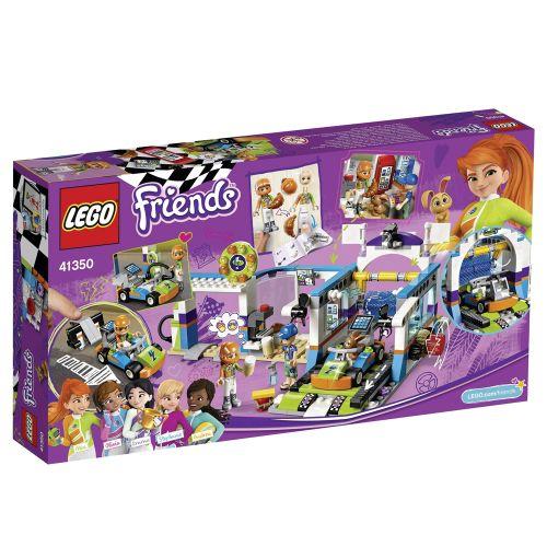 LEGO FRIENDS Автомивка с въртящи се четки 41350