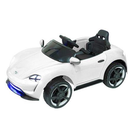 Електрическа кола Mappy Speedy, Бяла