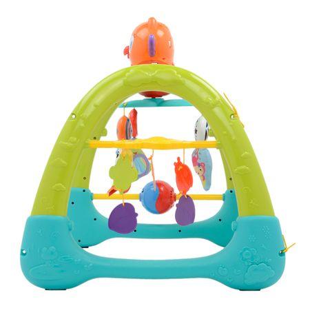 Интерактивен кът за игра M-Toys с арка, Совата и нейните приятели