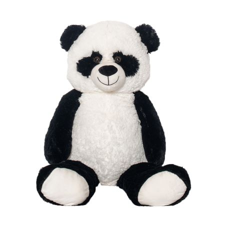Плюшена играчка Mappy Fluffy Friends, Панда, 100 см