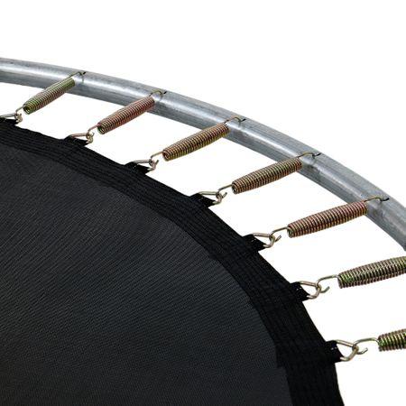 Батут Mappy с предпазна мрежа, 305 cм