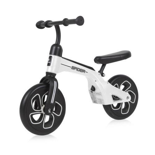 LORELLI PREMIUM Балансиращ велосипед без педали SPIDER WHITE 1005045/0001