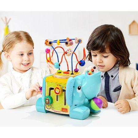 Интерактивна играчка M-Toys - Слон