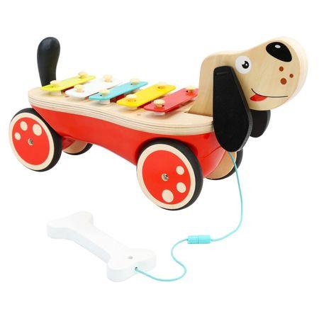 Играчка M-Toys, Ксилофон, Кученце