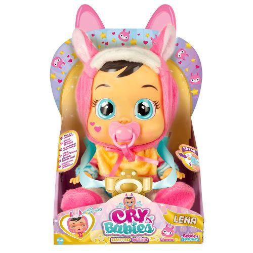 IMC Плачеща кукла CRYBABIES LENA LLAMA 91849