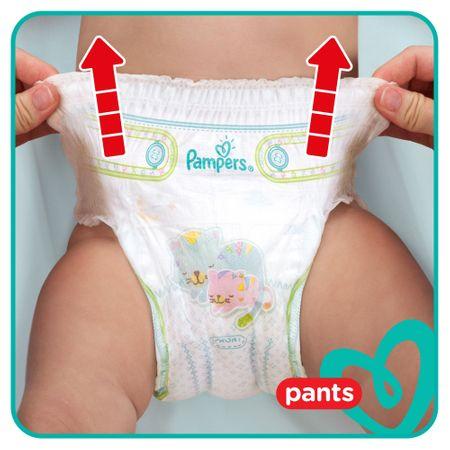 Пелени-гащички Pampers Pants XXL BOX 5 Junior, 12-17 кг, 152 броя