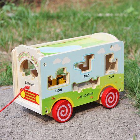 Бебешки автобус Mappy, С форми