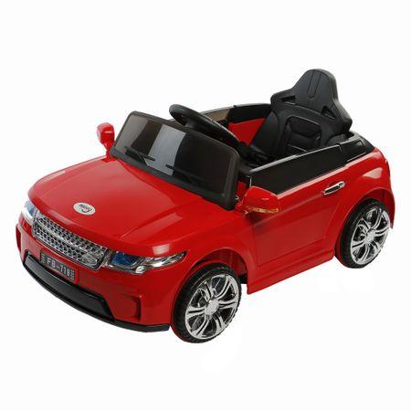 Електрическа кола Mappy Nitro, За деца, Червена