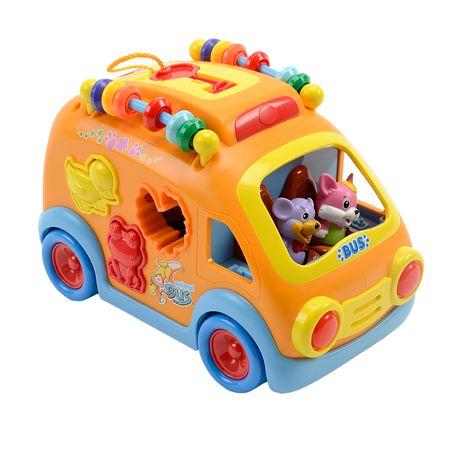 Играчка ван M-Toys със светлини и формички